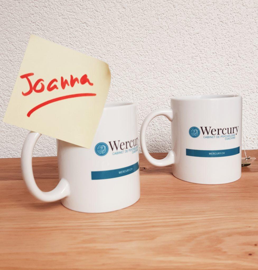 Bienvenue à notre 1ère stagiaire Wercury